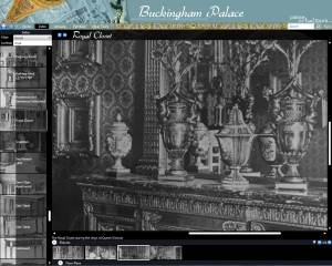 See incredible detail of the interiors of Buckingham Palace and use the index to navigate the Buckingham Palace Virtual Tour
